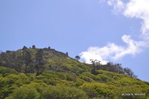 Moor Castle Looking Down Upon Sintra