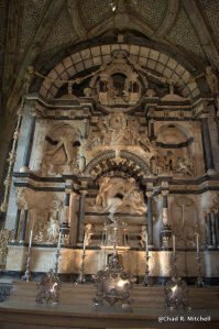 Monastery Sculpture