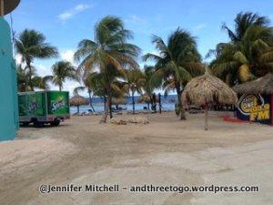 The Entrance to Mambo Beach
