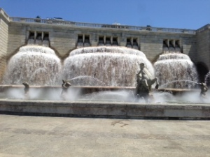 The Alameda Fountain Photo Taken By Jennifer Mitchell