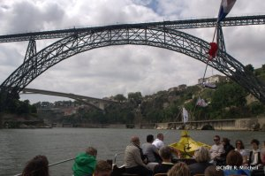 The Six Bridge Boat Trip