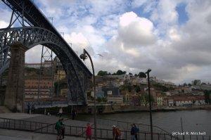 The Bridge Designed by Gustave Eiffel