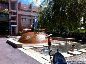 The Stone HIll Fountain