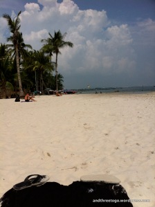 HuaHin City Beach