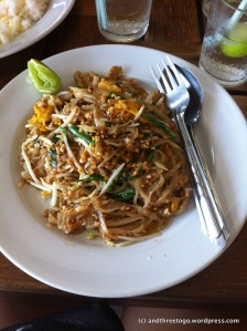 The Pad Thai.